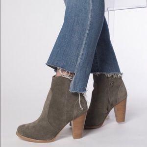 Joie Dalton Suede Boots